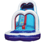 Inflatable Water Slideway, Inflatable Swimming Pool and Slide (RB7002)