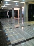 Straight Vein White Marble for Hospitality Renovation