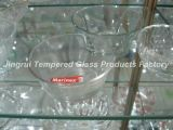 Tempered Glass Bowl for Restaurant/ Guesthouse (JRRCLEAR0024)
