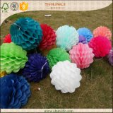 Table Centerpiece Hanging Tissue Ball Honeycomb