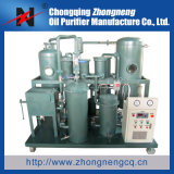 Series Tyc Lubricating Oil Hydraulic Lube Oil Regeneration Purifier
