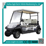 Luxury Golf Car, 2014 New Model, 4 Seats, CE, Eg204ak, with Roof
