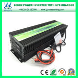 6000W DC48V AC220/240V UPS Inverter with Digital Display (QW-M6000UPS)