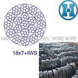 No-Rotating Steel Wire Rope (18X7+IWS)