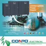 Three Phase (3: 3) Online Industry Low Frequency UPS 6kVA~400kVA
