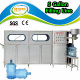 Plastic 5 Gallon Water Production Line