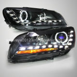 LED Headlamp Angel Eyes