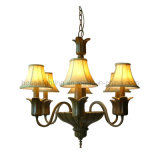 Royal Fabric Archaized Chandelier (CH-850-5043X6)