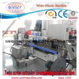 Wood Plastic Composite WPC Granulate Machinery