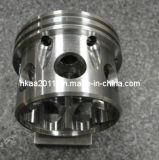 CNC Machining Steel Cylinder Block China OEM Manufacturer