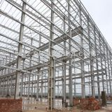 Fabricated High Quality Steel Structure for Warehouse816