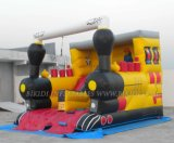 Inflatable Slides Train (B4071)