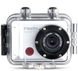 Waterproof Camera Sp18 with HD Camera 5.0 MP CMOS Sport Camera
