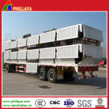Side Wall Semi Trailer with Detached Side Wall