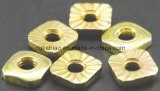Coustom High Precision Brass Square Nut with Best Price (KB-023)