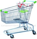 Shopping Trolley. Supermarket Cart, Supermarket Trolley, Hand Cart, Hand Trolley, American Style Trolley Cart (SY-C-150L) , Trolley Cart