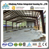 Low Cost Steel Structure Prefab Warehouse