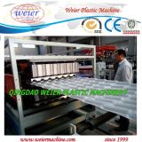 Plastic PVC UPVC Asa Glazed Roofing Tiles Making Machine