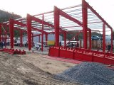 EPS Sandwich Wall Panel Steel Structure Building