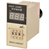 Time Relay/ (JSS20-22AMS) with 3-LED Display