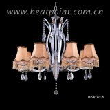 Hotel Crystal Residential Chandelier Lighting (HP8010-8)