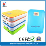 10000mAh Power Bank with CE, FCC, RoHS Certificates
