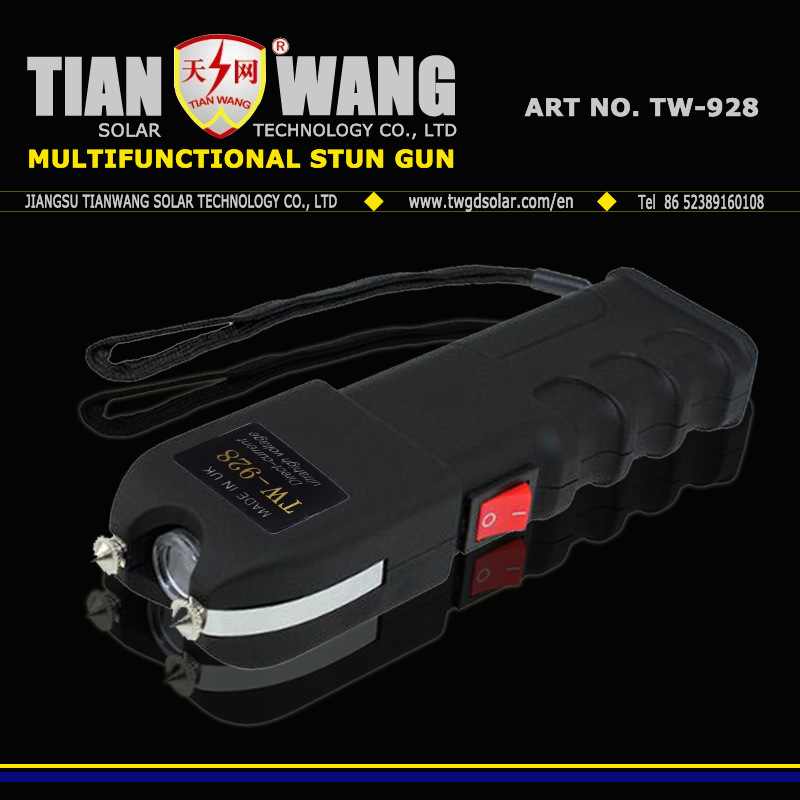 Heavy Duty Electric Torch with Ultra-Sharp Electric Needles (TW-928